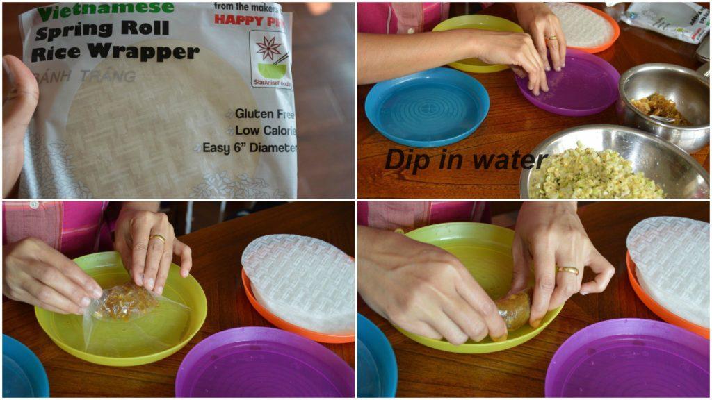 rice wraps for kozhukattai
