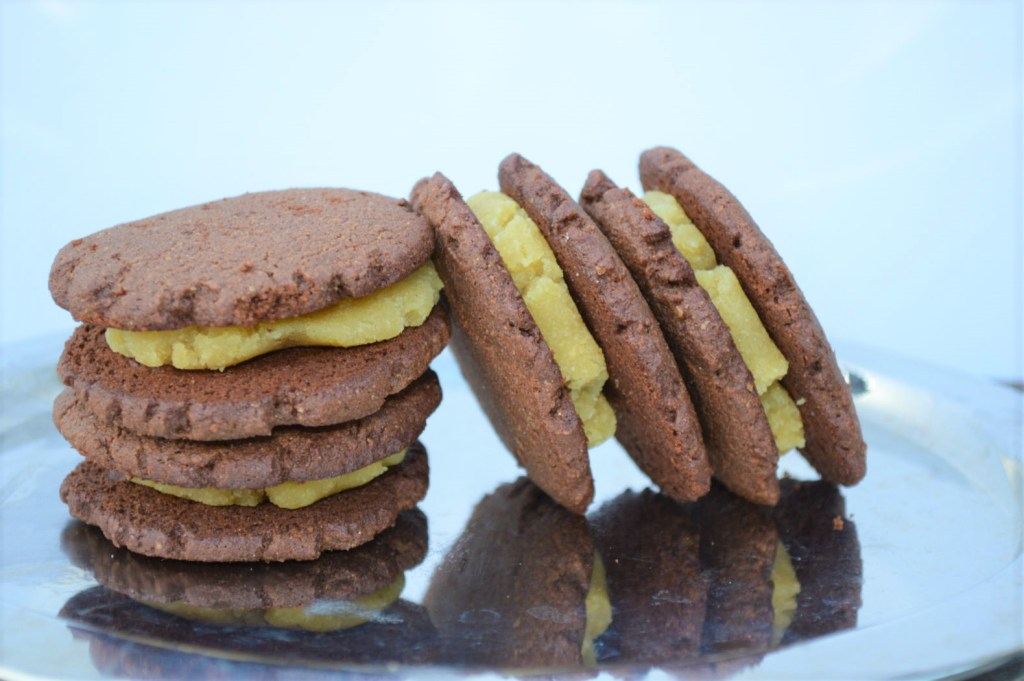 chocolate sandwich cookie healthy recipe