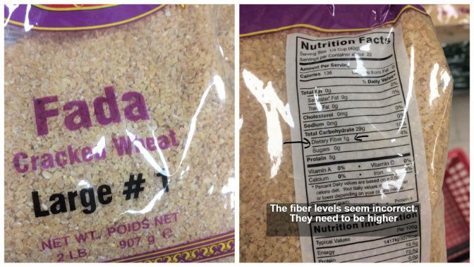 Cracked Wheat as a rice substitute