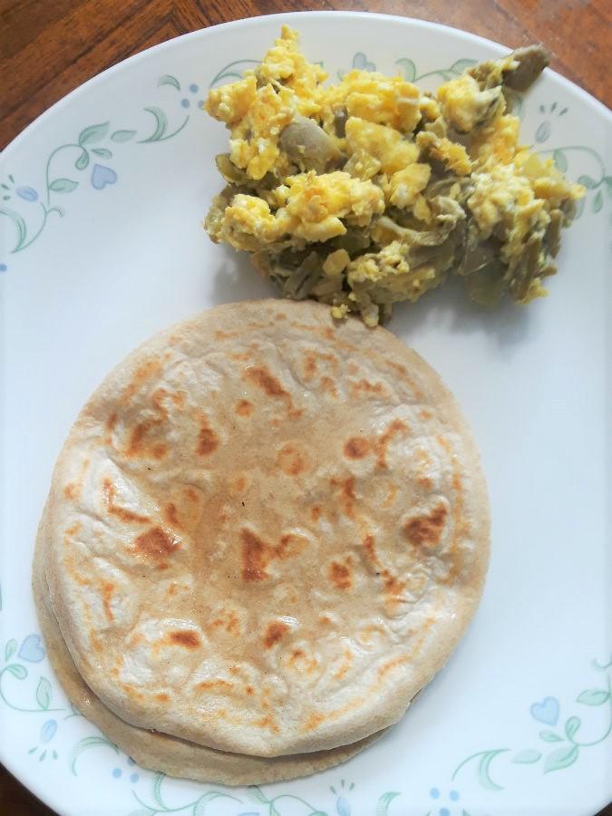 rotimatic breakfast