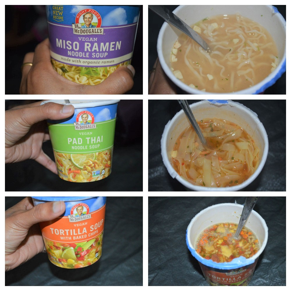 Dr McDougalls Right Foods Cup Soups