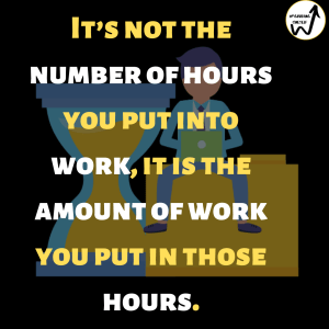 Quote about productivity