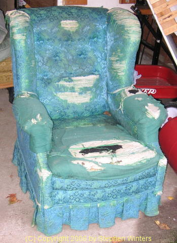 The Upholstery Trade