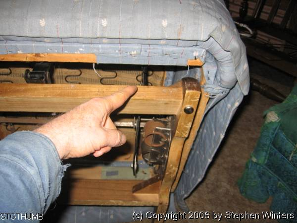 Repairing LazyBoy Recliners