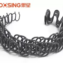 Sofa Spring Clip Strip Kenton No Sag Springs On Sales Quality Supplier 25 50mm Arc Height 300 Heat Treatment Great Hardness
