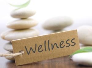 Wellness zen stones