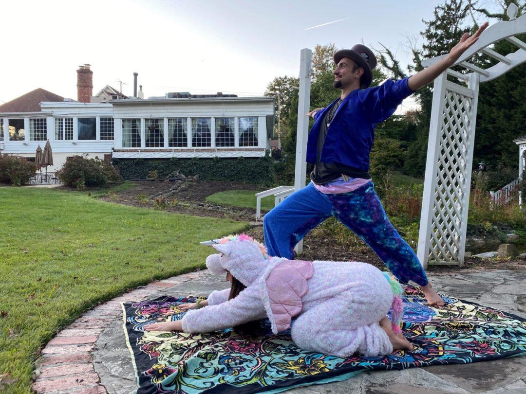Halloween at UP Yoga