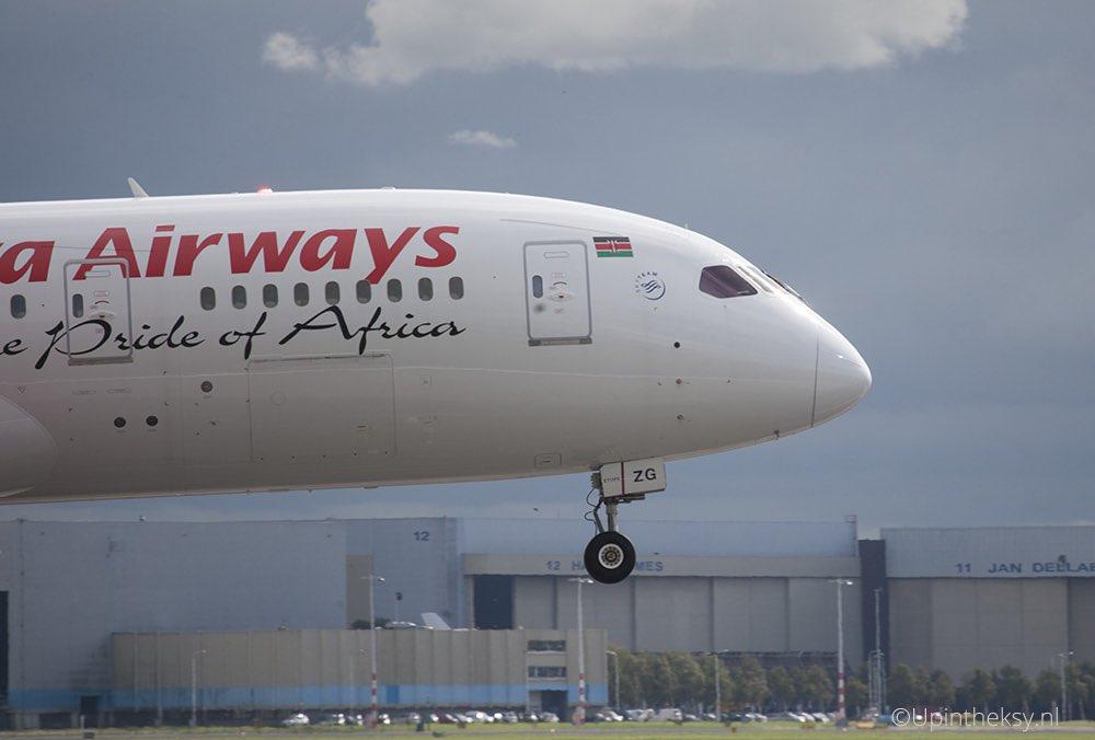 KLM-partner Kenya naar nieuw continent
