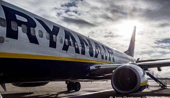 Ryanair wil nog vijf routes vanuit Amsterdam - Up in the Sky