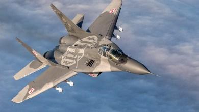 Een MiG-29