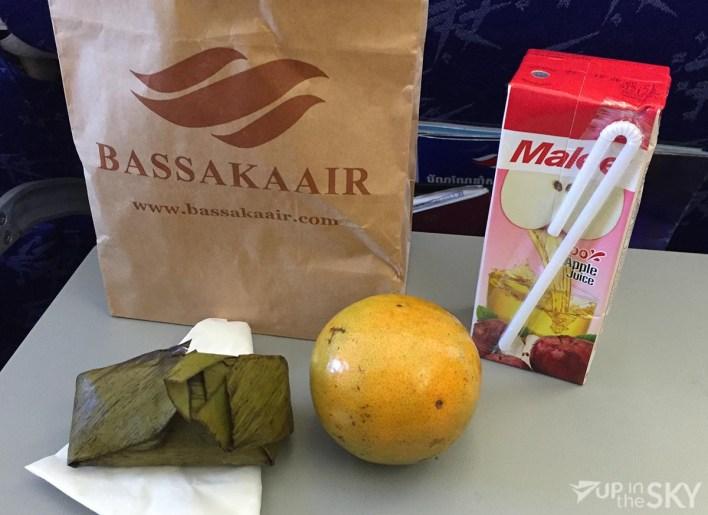 Bassaka Air catering