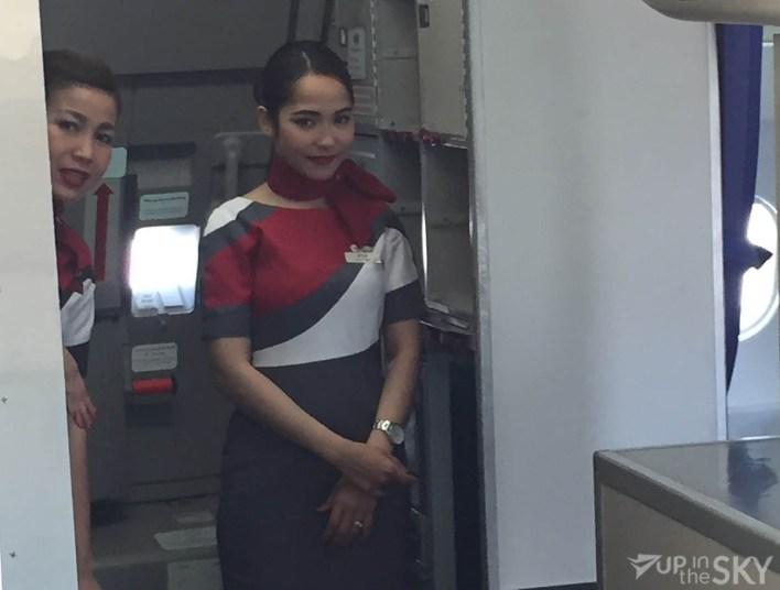 Bassaka Air cabin crew