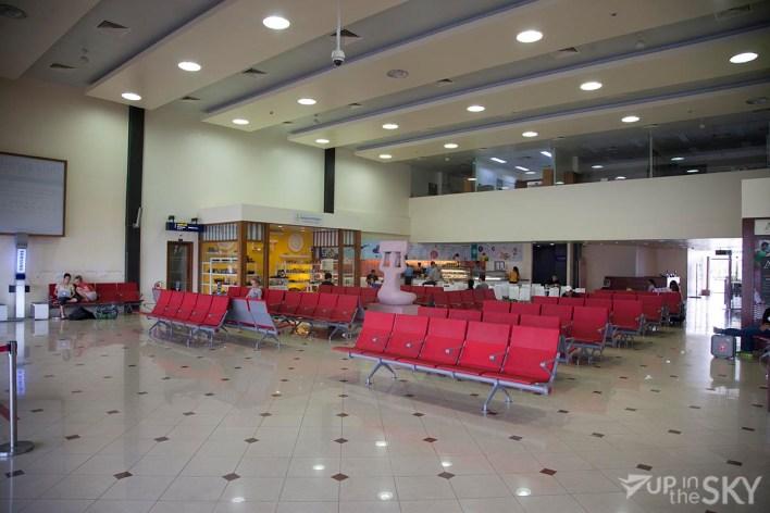 Gate area