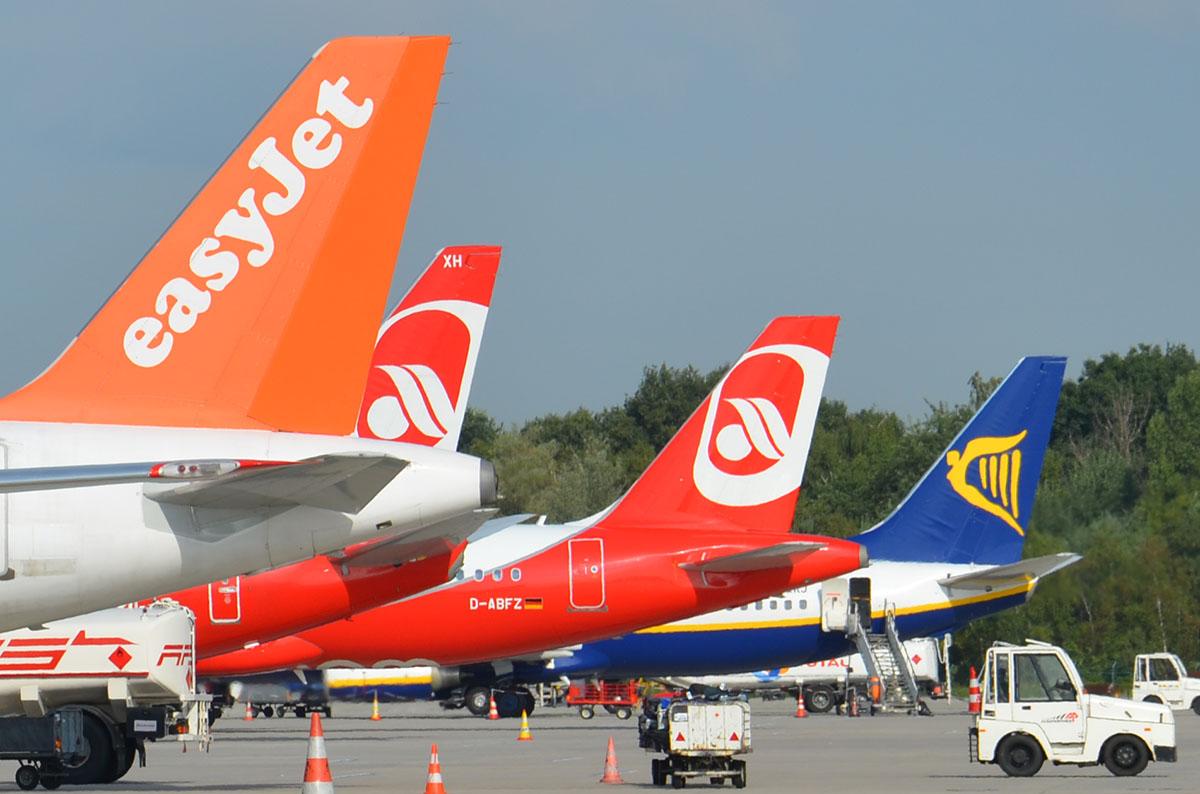 Lufthansa en easyJet in laatste fase overname airberlin