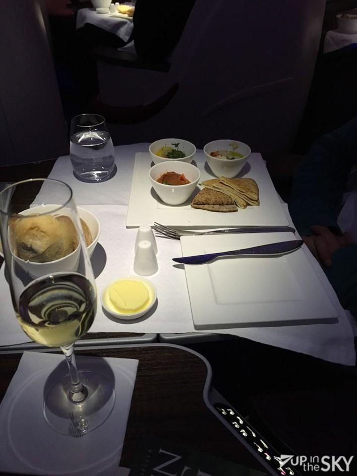 Qatar Business maaltijd