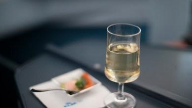 Hapje en drankje voor KLM's belangrijkste klant