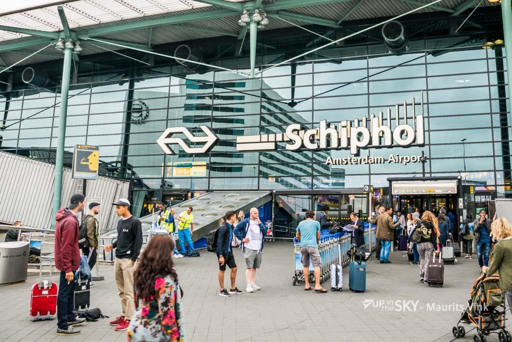 Schiphol na Heathrow grootste luchthaven van Europa