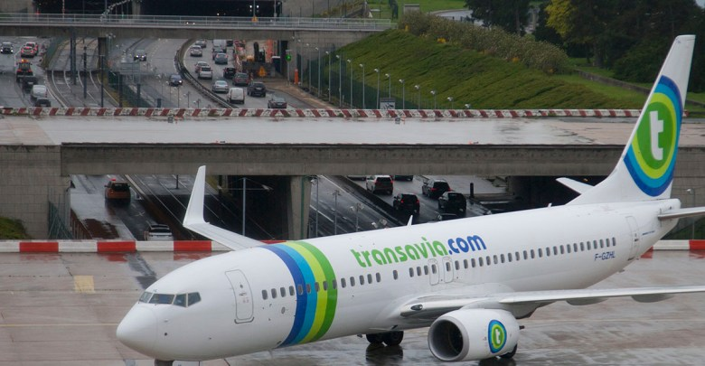 cabinepersoneel transavia frankrijk staakt 1e week 2018
