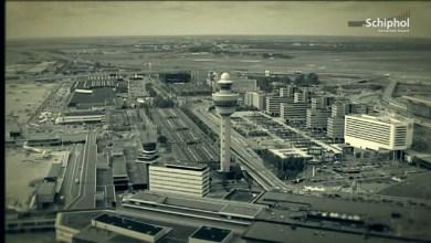 Schiphol vorige eeuw