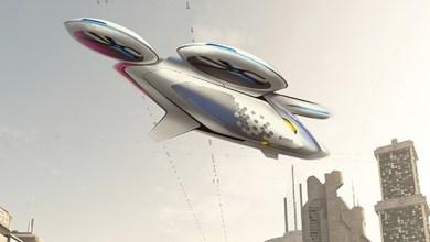 Vliegende taxi