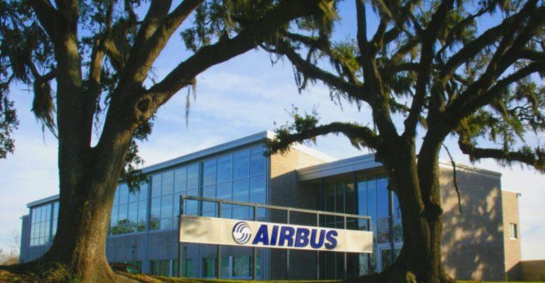 Airbus fabriek in Mobile, Alabama