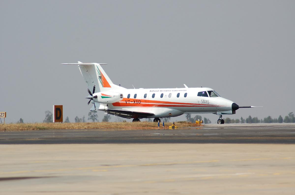 India ontwikkelt 'nieuw' passagierstoestel