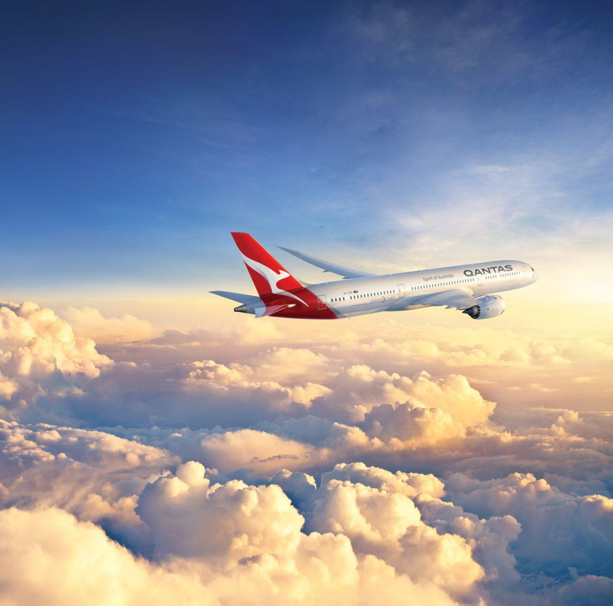 Eerste non-stop route Australië - VK