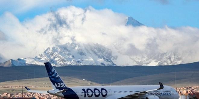 A350-1000 zet belangrijke stap in certificering