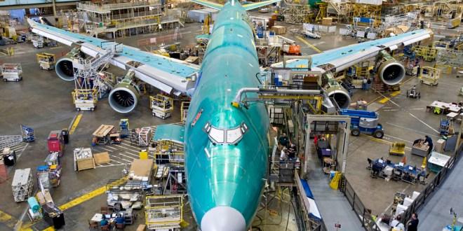 De geschiedenis van de grootste vliegtuigfabriek