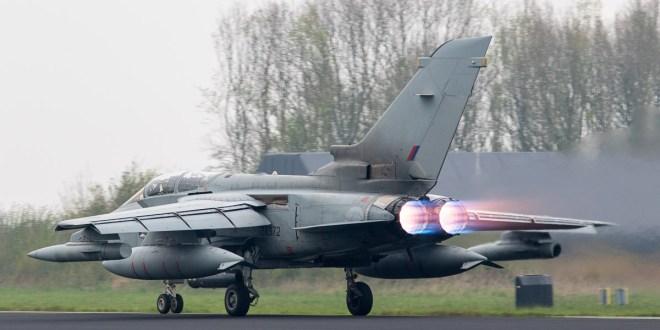 Luchtmachtoefening Frisian Flag van start
