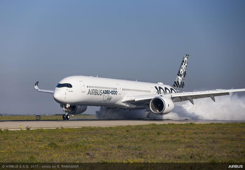 Miljardenorder voor A350