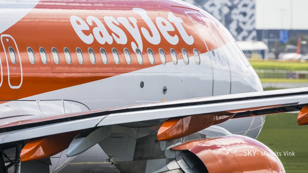 EasyJet Europe van start