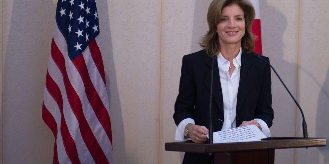Caroline Kennedy in Raad van Directeuren Boeing