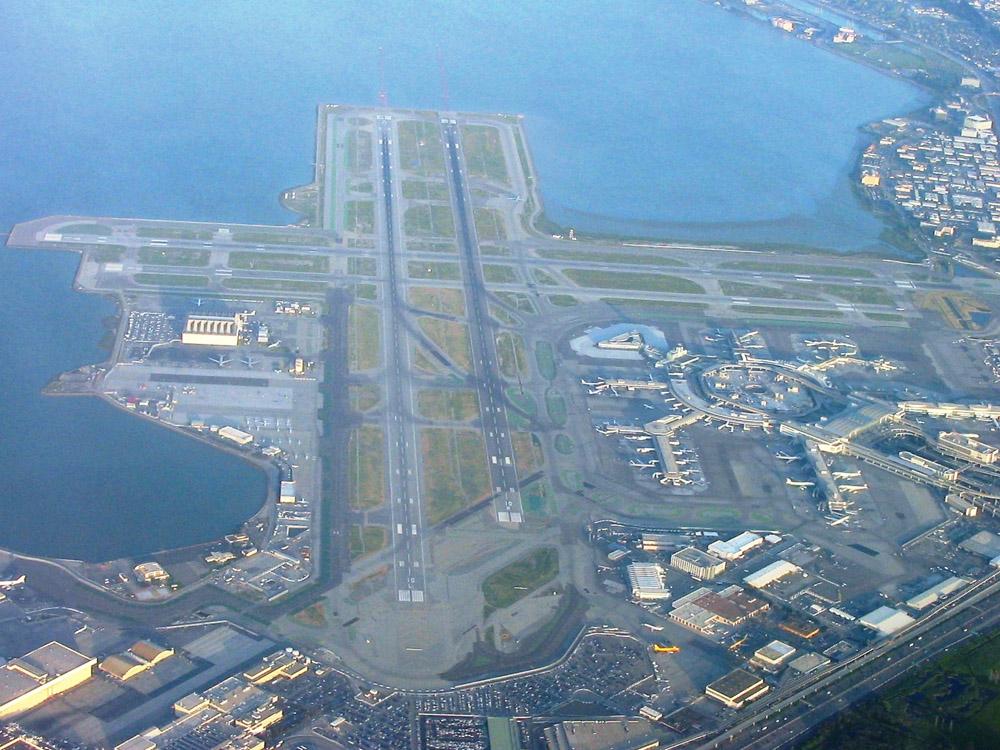 Nieuwe landingsregels San Francisco na bijna-crash