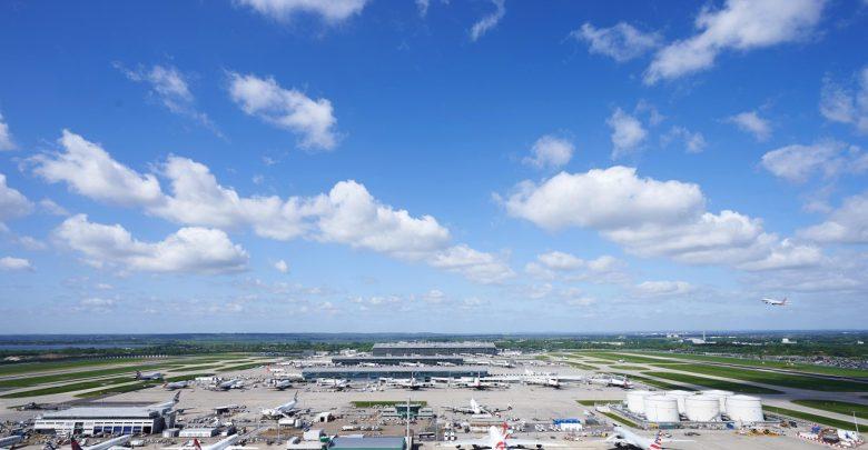 Luchthaven Heathrow