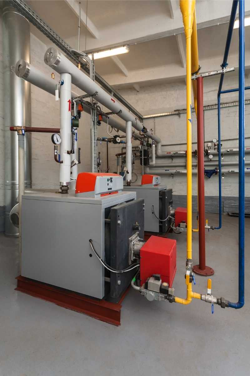 Commercial gas certificate near me