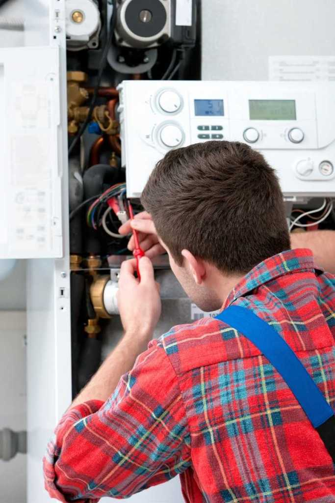 New Boiler Install Services