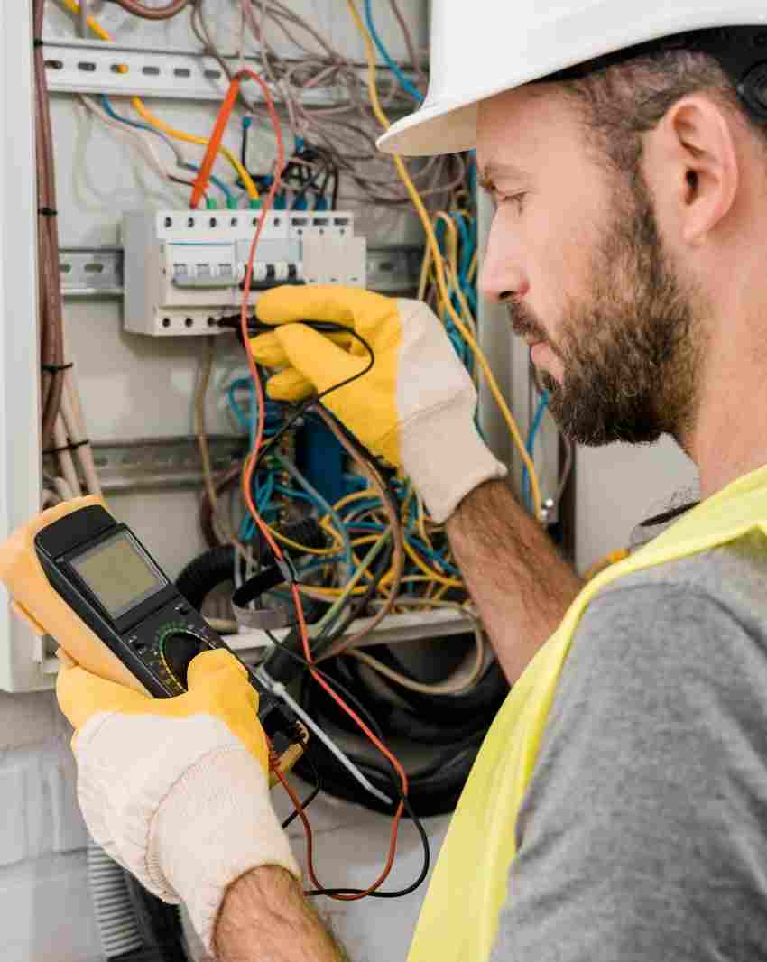 north london electricians uk