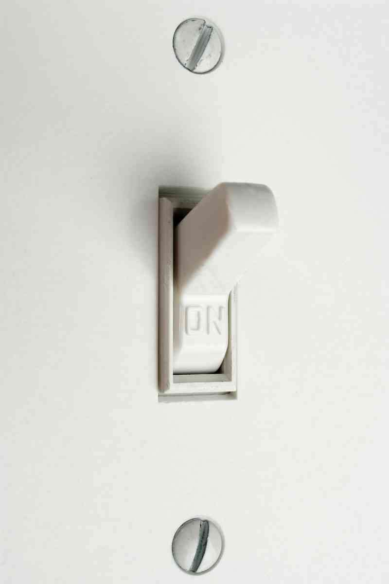 cheap spotlight switch rewiring