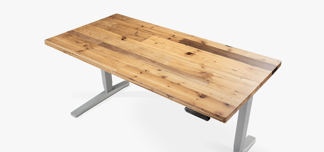 EnvironmentallyFriendly Materials  UPLIFT Desk