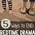 Surviving the Bedtime Drama