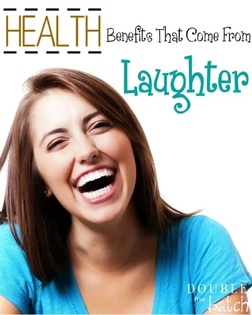 Why Laughter Really IS The Best Medicine!