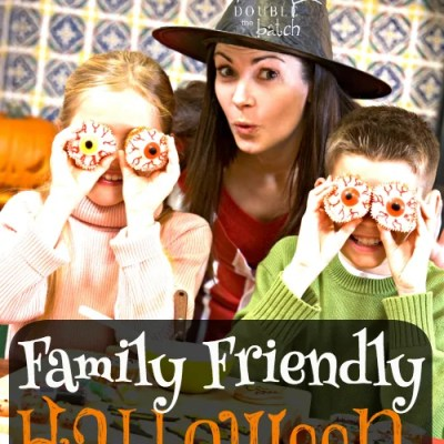 Family Friendly Halloween Traditions