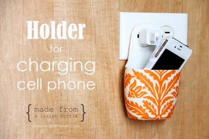 charging phone holder