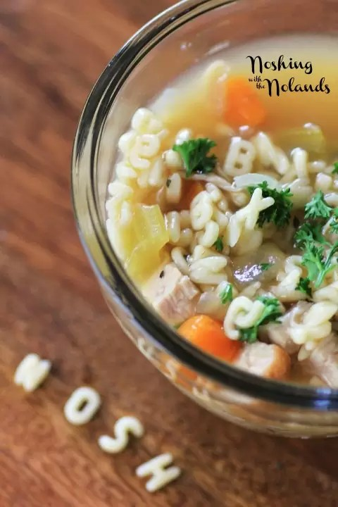 Alphabet Soup by Nashing with the Nolands
