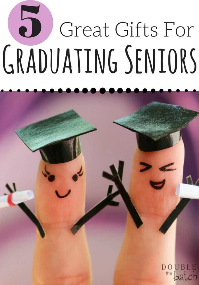 5 great gift ideas for graduating seniors uplifting mayhem gift ideas for graduating seniors 5 great gifts for graduating seniors negle Choice Image