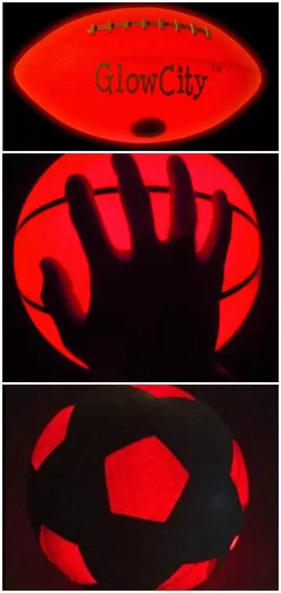 Glow in the dark games