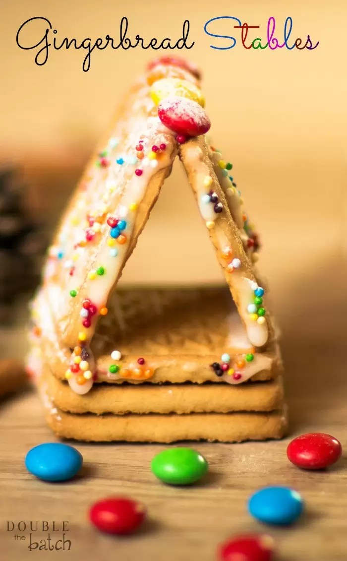 Gingerbread Stables