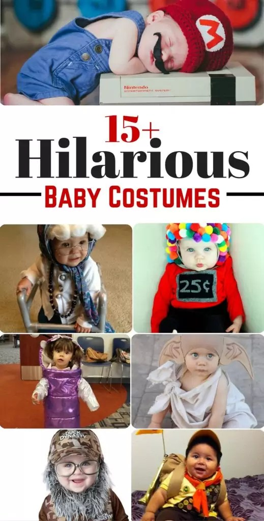 I have to dress my baby up as one of these hilarious baby costumes this year  sc 1 st  Uplifting Mayhem & 15 Hilarious Baby Costumes Every Parent Should Consider This ...