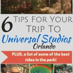 6 Tips For Your Trip To Universal Studios Orlando